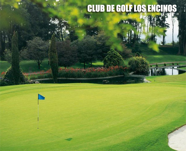 CLUB DE GOLF LOS ENCINOS